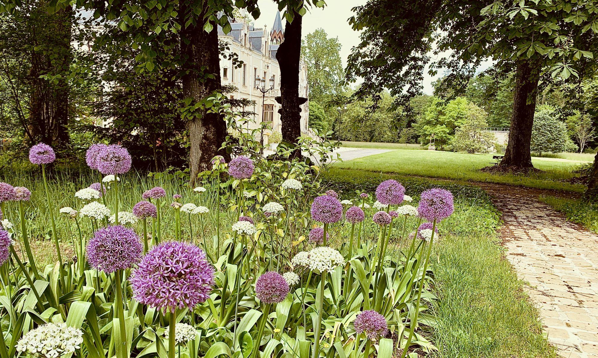 Arboretum de la Grande Lienne    ouverture courant juin 2020